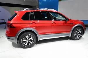 Volkswagen Tiguan 2016 : detroit 2016 volkswagen tiguan gte concept gtspirit ~ Nature-et-papiers.com Idées de Décoration