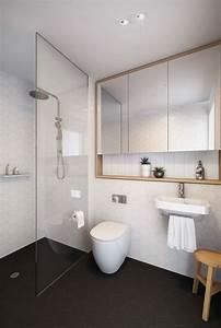 Spiegelschrank Kleines Bad : eingebauter spiegelschrank bad ideen pinterest spiegelschrank eingebaut und badezimmer ~ Sanjose-hotels-ca.com Haus und Dekorationen