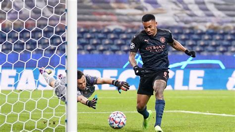 Porto v Manchester City Match Report, 1/12/20, UEFA ...