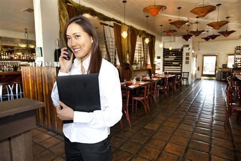 cuisine am駭ager 10 things to about restaurant management