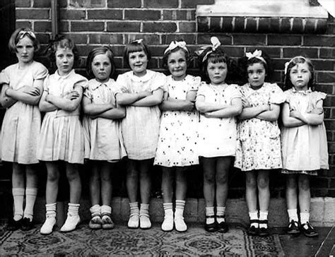 1940s Childrens Hairstyles by We Re All Together Black White And Vintage Photos