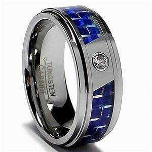 men39s tungsten carbide ring elegant rings With tungsten carbide mens wedding rings
