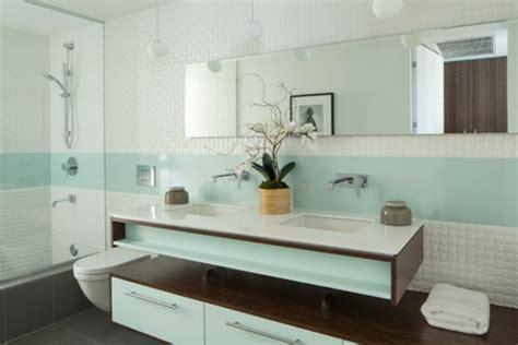 décoration chambre à coucher crédence salle de bain 25 idées en images