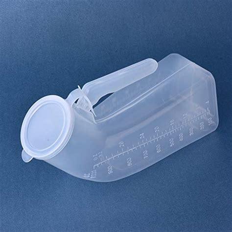 Amazon.com: Portable Male Urinal, Buytra Plastic 1000ML