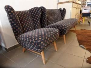Sofa 50er Jahre : ruempelstilzchen 50er jahre sofa 2 sitzer rockabilly ~ Markanthonyermac.com Haus und Dekorationen