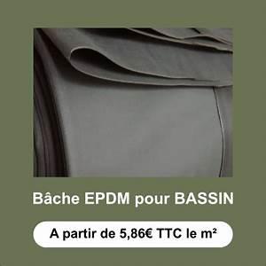 Bache Epdm Pas Chere : bassin pour carpe ko et epdm le meilleur choix bache pour ~ Melissatoandfro.com Idées de Décoration