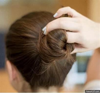 Hair Bun Ways Easy Super Doing Simple