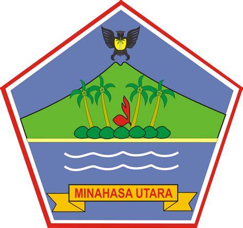 logo kabupaten minahasa utara ardi la madis blog