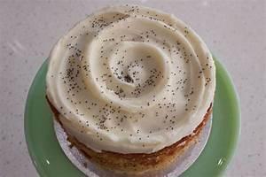 Lemon & Poppy Seed Layer Cake