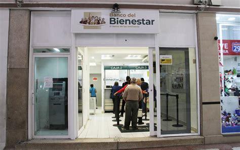 Banco del Bienestar licita 20% de contratos - Noticias ...