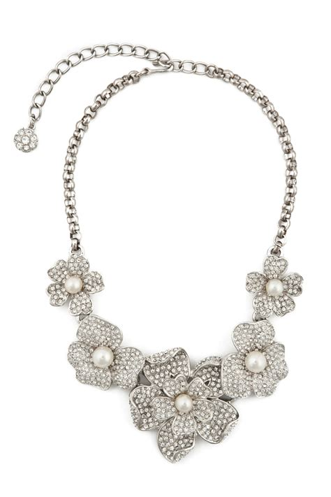 Alist Necklace By Kenneth Jay Lane For $15  Rent The Runway