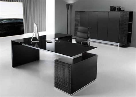 black office desk modi designer executive italian desks and home office desks