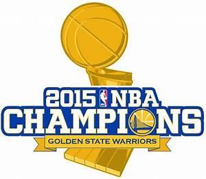 Golden State Warriors 2015 Champion Logo diy decals ...