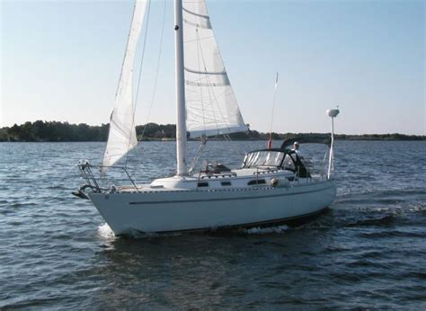 Boat Loans Nj by 1987 Freedom 36 Modern Cat Sloop Sail New And Used Boats For