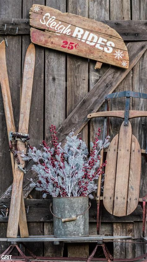 Best Rustic Winter Decor Ideas Designs For