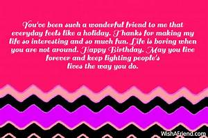 Best Friend Birthday Wishes - Page 3
