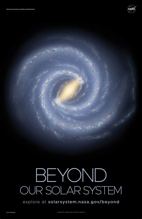 Beyond Our Solar System Poster - Version A | NASA Solar ...