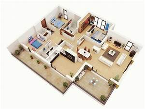 Home Design: Simple House Design With Floor Plan D