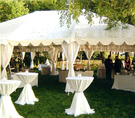 wedding tent rental chicago rent white wedding tents
