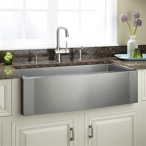 stainless steel farmhouse sink lowes kitchen sinks at lowes large size of farmhouse sink lowes