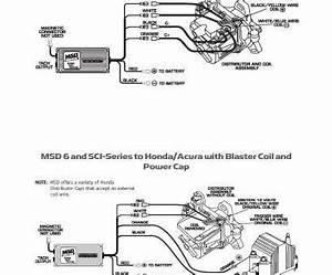 Msd  Wiring Diagram Lt1 Best Wonderful  6al 6420 Wiring