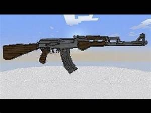 Minecraft Xbox 360 Edition How To Make A Machine Gun - YouTube