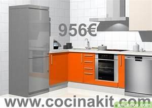 Casas Cocinas Mueble Muebles Cocina Kit Online
