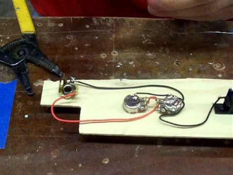 Soloist Humbucker Wiring by Series Parallel Single Coil Wiring For Guitar