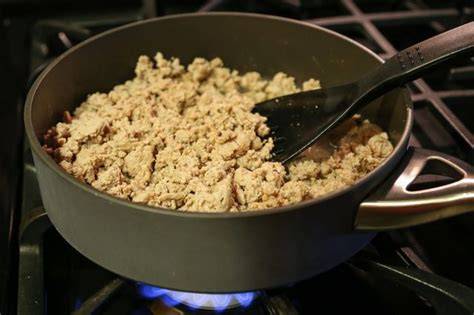 How To Cook Ground Turkey On The Stove Livestrongcom