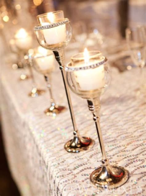 globe candle centerpiece archives weddings