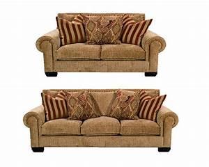 Signature, Traditional, Style, Sofa, Set, James, Sijachset