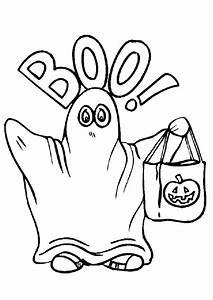Dessin Qui Fait Tres Peur : coloriage de halloween qui fait peur coloriage halloween fantome qui fait peur ~ Carolinahurricanesstore.com Idées de Décoration