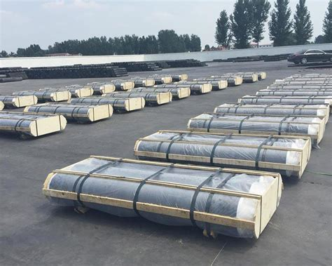 graphite electrode factory mcc china manufacturer  metallic mineral products