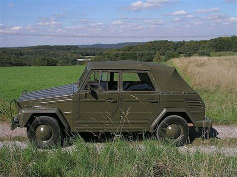 vws answer   mil jeep     called