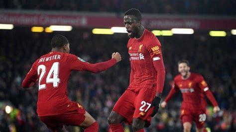 Hasil Carabao Cup 2019 - Menang Dramatis! Liverpool ...
