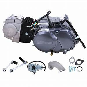 125cc Engine - Replacement Engine Parts