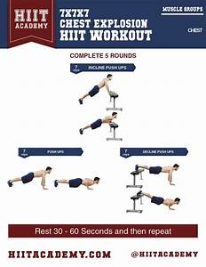 46 Best Images About Hiit Workouts For Men On Pinterest