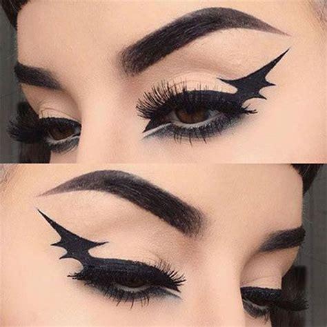 halloween batman makeup ideas  girls women  modern fashion blog
