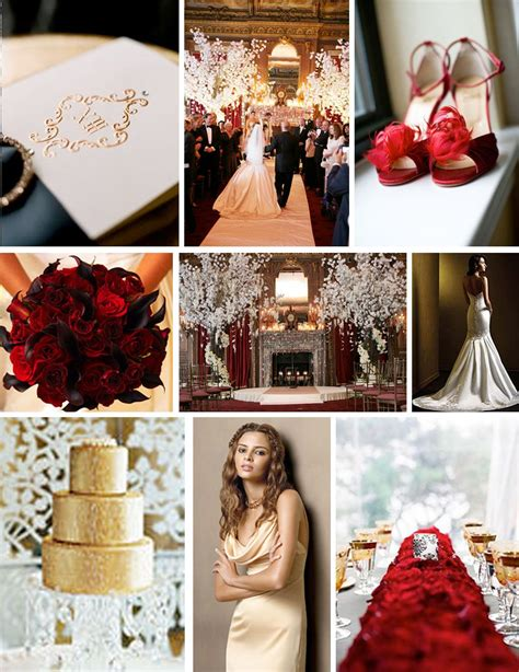Zenadia Design's Color Palettes: Color Palette: Red Gold