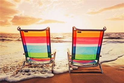 Chairs Hawaii Chair Deck Water Island Sea