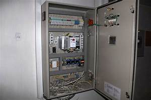 Control And Power Supply Panel Boards For Composting And