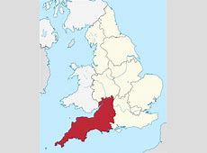 FileSouth West England in Englandsvg Wikimedia Commons