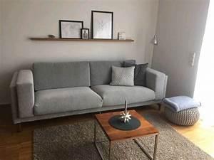Hallo Wir Verkaufen Unser Ikea Nockeby 3er Sofa Wir