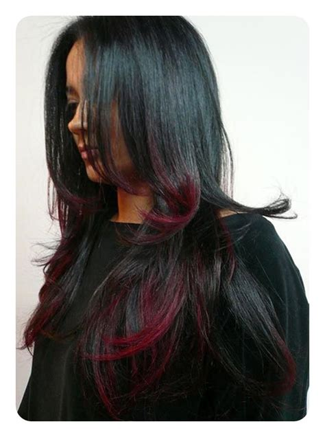 Black Hair by 90 Highlights For Black Hair That Looks On Anyone