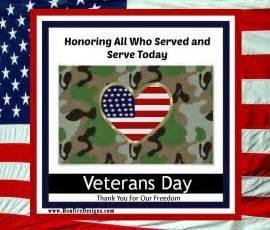 Military Veterans Day Gift Ideas
