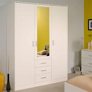 armoire de chambre avec miroir With armoire chambre avec miroir