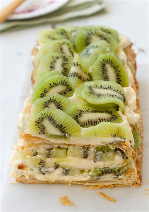 kiwi fruit dessert recipes 15 best images about kiwi desserts on pistachios fruit pizzas and cheesecake