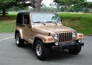 Find Used 1999 Jeep Wrangler Sahara In Silver Spring