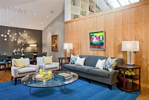 Retro Livingroom by Retro Interiors Retro Interior Design Style Ideas