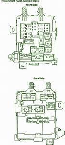 1999 Toyota Corolla Ce Fuse Box Diagram  U2013 Circuit Wiring